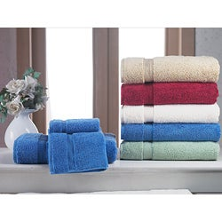 Lucia Minelli 6-piece Egyptian Cotton Towel Set