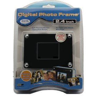Sakar 15490 2.4-inch Digital Picture Frame