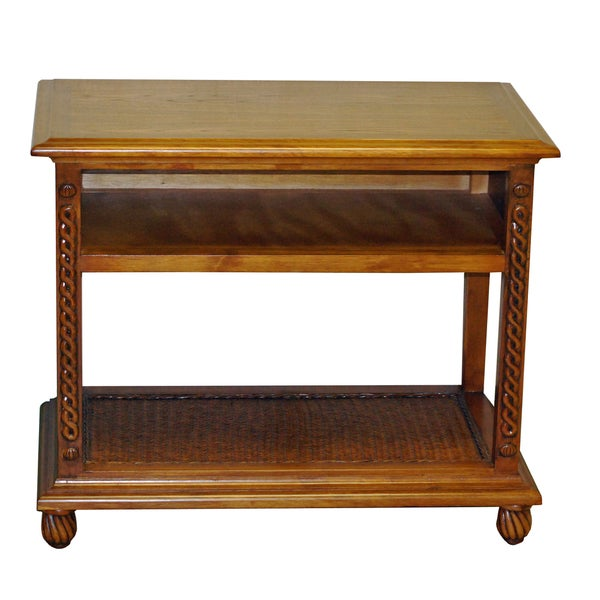 Nigel Two Shelf TV Stand