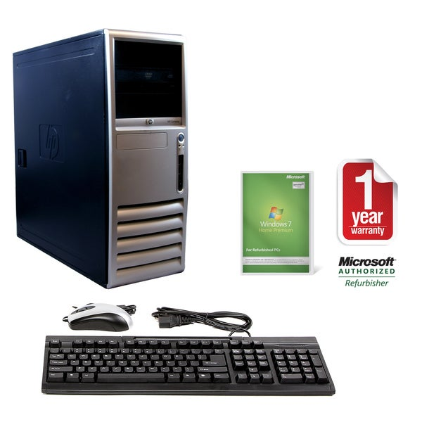 HP DC7700 1.86GHz 2GB 160GB MT Computer (Refurbished)