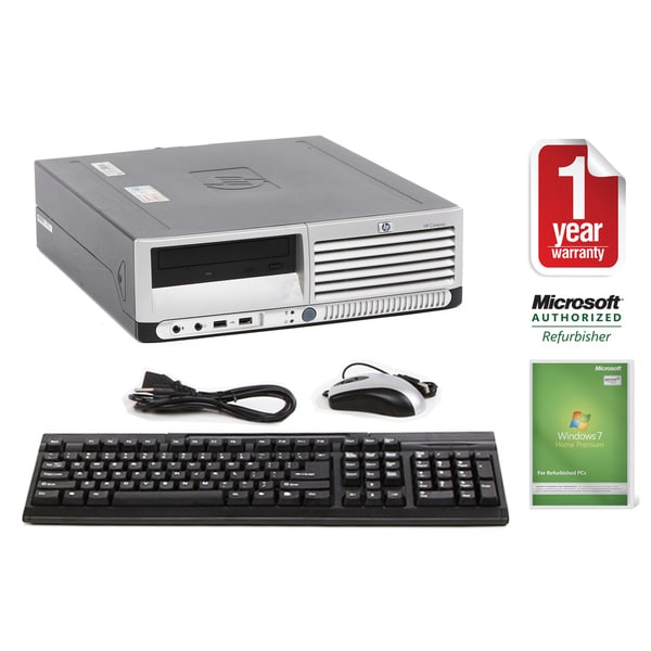 HP DC7100 3.0GHz 2GB 160GB SFF Computer (Refurbished)