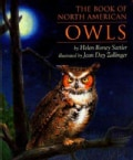 The Book of North American Owls (Paperback)