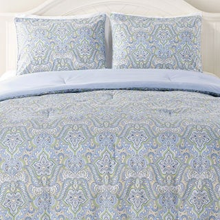 Laura Ashley Maiden Lane 3-piece Comforter Set