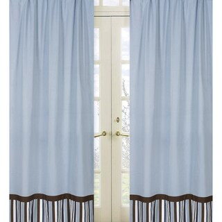 Starry Night 84-inch Curtain Panels Pair