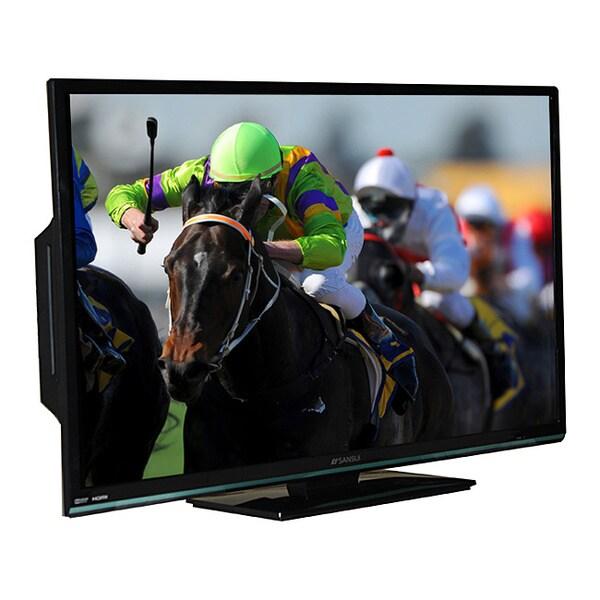 "Sansui Accu SLEDVD329 32"" TV/DVD Combo - HDTV - 16:9 - 1366 x 768 - 7"