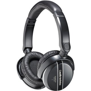 Audio-Technica ATH-ANC27x QuietPoint Active Noise-Cancelling Headphon