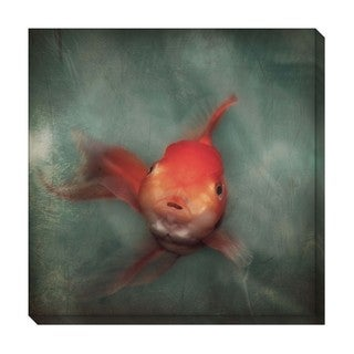Goldfish Oversized Gallery Wrapped Canvas