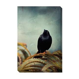 Blackbird II Oversized Gallery Wrapped Canvas