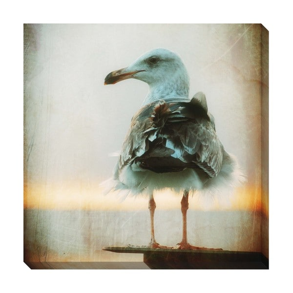 Seagull Oversized Gallery Wrapped Canvas