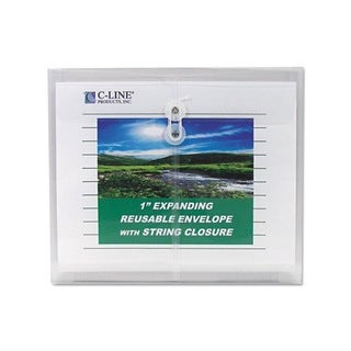 C-Line Clear Biodegradable String-close Poly Envelope