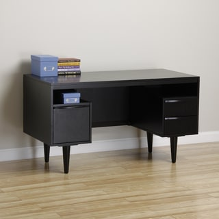Sterling Soft Black Desk