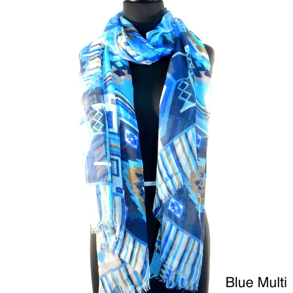 Native Warmth Fashion Scarf