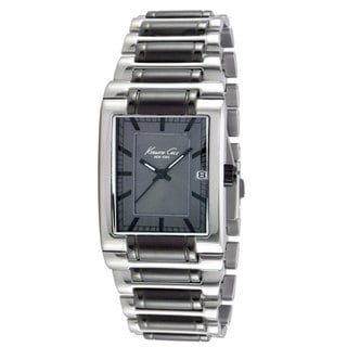 Kenneth Cole Men's Two-tone Stainless Steel Quartz Watch