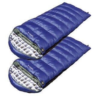 Alpinizmo by High Peak USA Kodiak 20 Sleeping Bag (Set of 2)