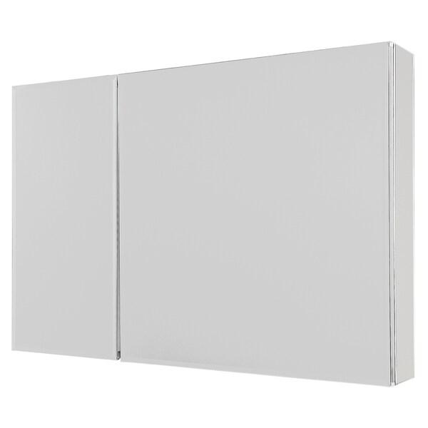 Beveled Mirror 2-Door Medicine Cabinet