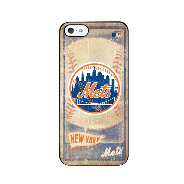 MLB iPhone 5 'Pennant' Polymer Protective Case