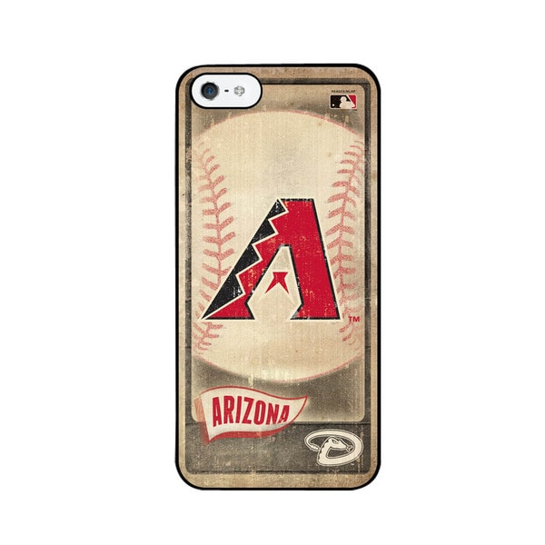 Arizona MLB iPhone 5 'Pennant' Polymer Protective Case