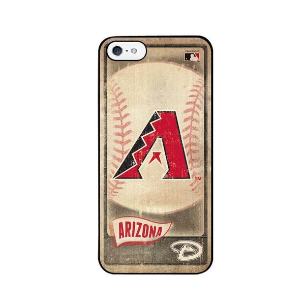 Arizona MLB iPhone 5 'Pennant' Polymer Protective Case