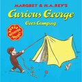 Curious George Goes Camping (Paperback)