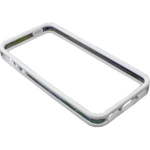 Inland iPhone 5 Bump Case White