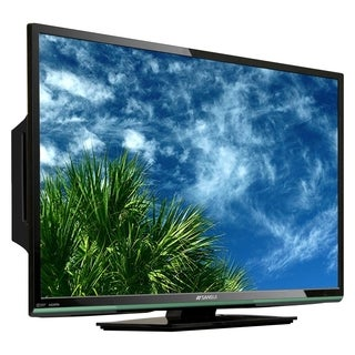"Sansui Accu SLEDVD249 24"" 720p LED TV/DVD Combo"