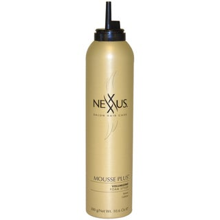 Nexxus Mousse Plus Volumizing Foam Styler Mousse