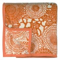 angelo:HOME Floral Woven Mango Throw