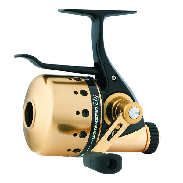 Daiwa Underspin-Xd Reel 1 Ball Bearings 4.3:1 8 Pounds/75 Yards US80XD-CP