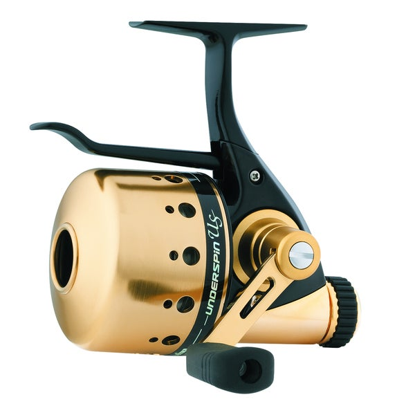Daiwa Underspin-Xd Reel 1 Ball Bearings 4.1:1 4 Pounds/85 Yards US40XD-CP