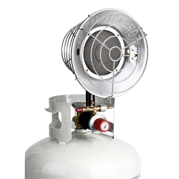 Deluxe Bulk Propane Heater