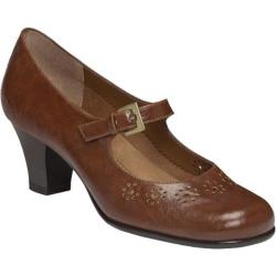 Women's Aerosoles Caricature Dark Tan Combo