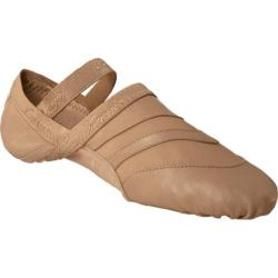 Women's Capezio Dance Freeform Caramel