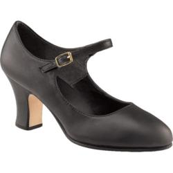 Women's Capezio Dance Manhattan 653 Black