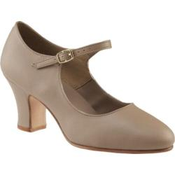 Women's Capezio Dance Manhattan 653 Tan