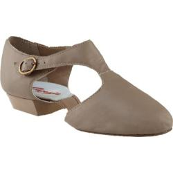 Women's Capezio Dance Pedini Tan