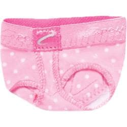 Children's Capezio Dance Print Footundeez Pink