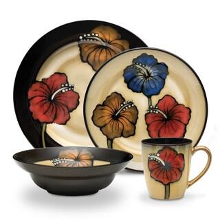 Pfaltzgraff Everyday Kayla 16-piece Dinnerware Set