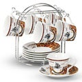 Lorren Home Trend Coffee Design Espresso Set
