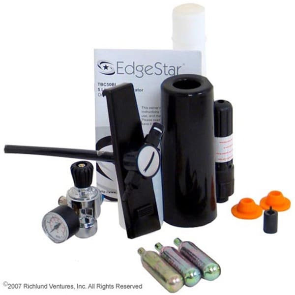 EdgeStar 5-liter Mini Keg Beer Dispenser Tap Conversion Kit
