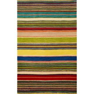 Stripes Indoor Area Rug (8' x 10')
