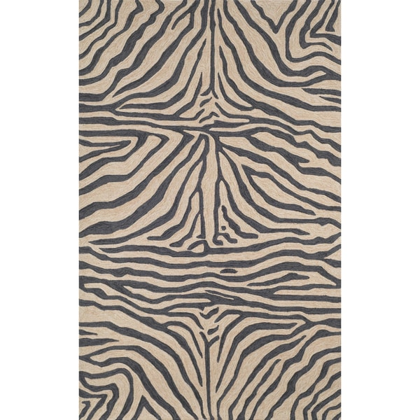 Skin Animal Printed UV Stabilized Outdoor Rug (42' x 66')