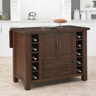 Cabin Creek Kitchen Island