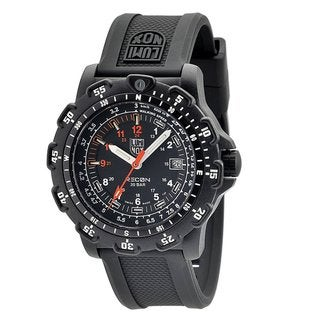 Luminox Men's 'Recon Pointman' Black Watch