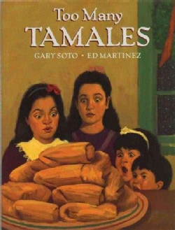 Too Many Tamales (Hardcover)
