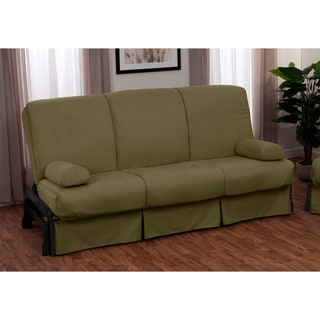 Boston Perfect Sit & Sleep� Transitional-style Pillow Top Full Sofa Bed