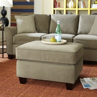 SOFAB Muse Square Upholstered Ottoman