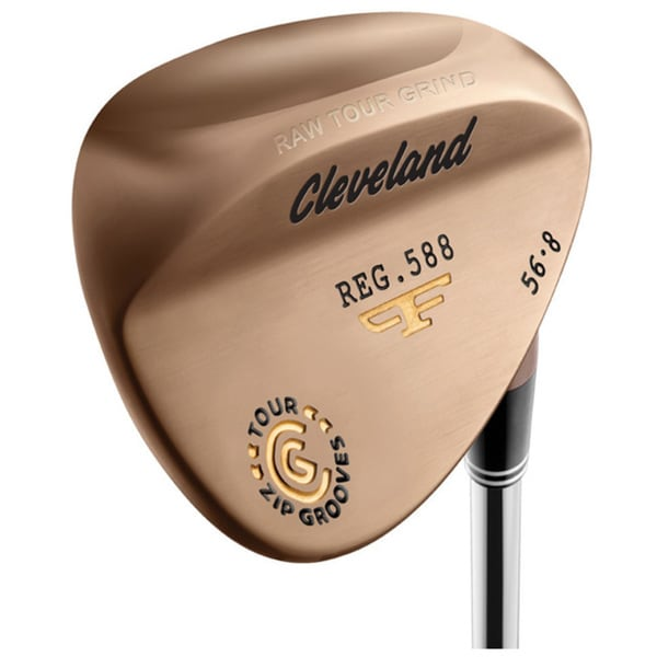 Cleveland Men's 588 Forged RTG Wedge