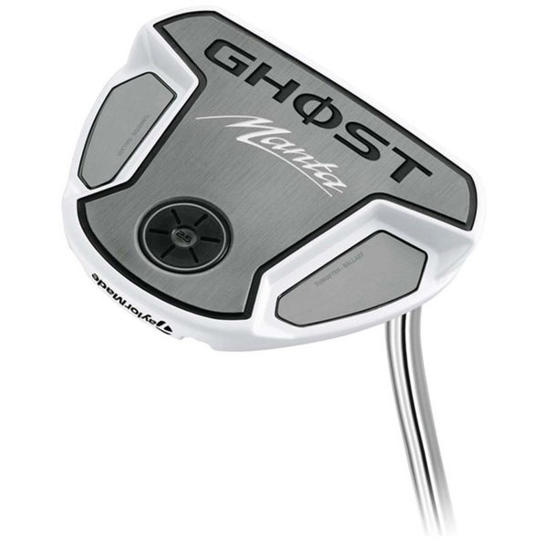 TaylorMade Ghost Manta Heel Shaft Putter
