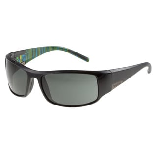 Bolle Men's King Shiny Black Sport Sunglasses