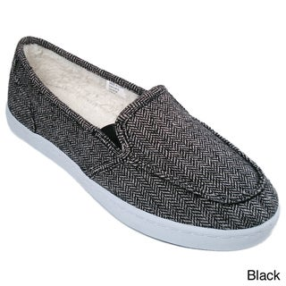 Women's 'Huntington' Wool Slip-on Shoes
